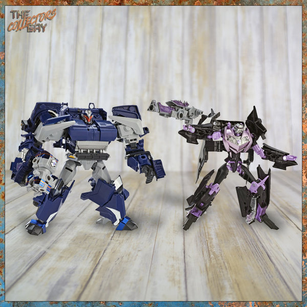 Hasbro Transformers: Prime 10th Anniversary War Breakdown & Vehicon 2-Pack (Pulse Exclusive)